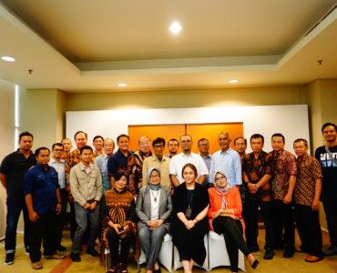 foto bersama peserta pelatihan fraud pasar modal investa